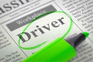 Hiring Drivers