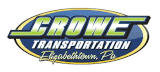 Crowe Transportation Services Logo - Elizabethtown, Pennsylvania